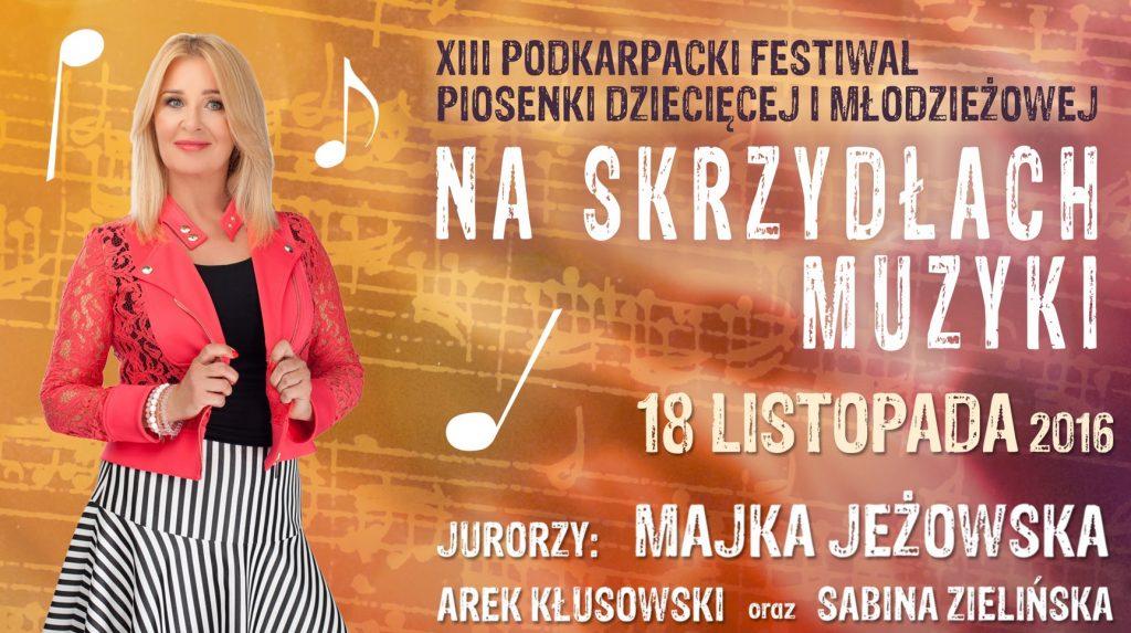 Podkarpacki Festiwal Piosenki Dziecięcej iMłodzieżowej wRzeszowiejezowska