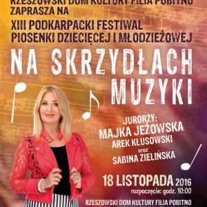 Podkarpacki Festiwal Piosenki Dziecięcej i Młodzieżowej w Rzeszowie